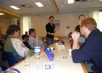 Enerjoy voedingsdeskundige geeft uitleg over gezond eten