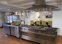 Trainingslocatie voor kooktrainingen - De Mandemaaker