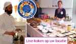 Live-Cooking in uw bedrijf