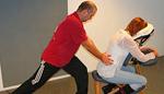 Stoelmassage