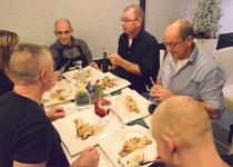 Gezond koken en heerlijk genieten met collega's
