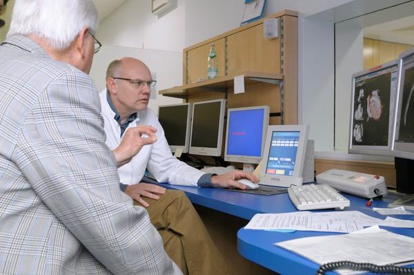 Healthcheck voor werknemers op kantoor of in fabriek door ES Teck bodyscan - Enerjoy