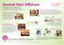 Overzicht gezondheidsprogramma offshore