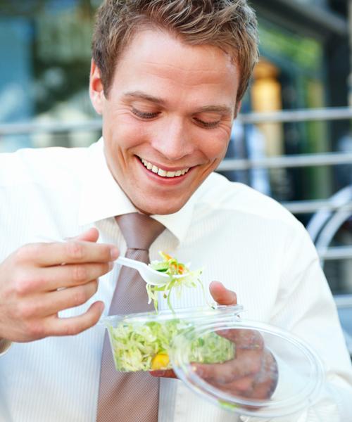 Gezond eten op kantoor | Enerjoy