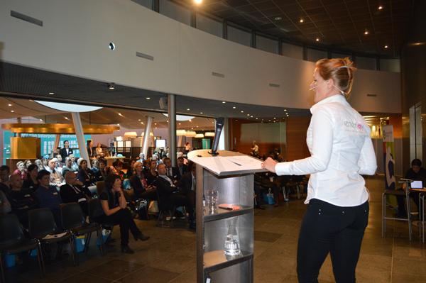 Gezondheidsaward 2013: Presentatie Katrin Beersen | Enerjoy