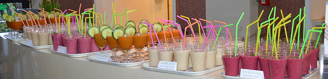 Gezonde bedrijfsborrel met heerlijke smoothie | Enerjoy