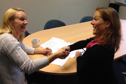 Welkom nieuwe collega Lia Dekker | Enerjoy