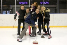 Enerjoy teamuitje: curling clinic
