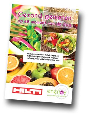 Receptenboek Gezond eten onderweg: hoe motiveer je werknemers?